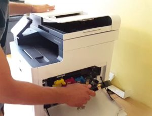 Reparo de impressoras na Paulipress