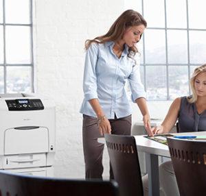 impressoras corporativas