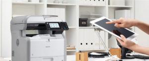 Outsourcing de impressão e documentos